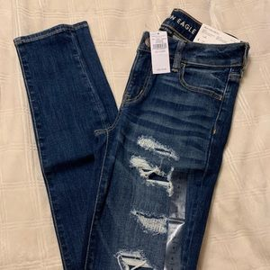 Size 4 Long AE Jeans